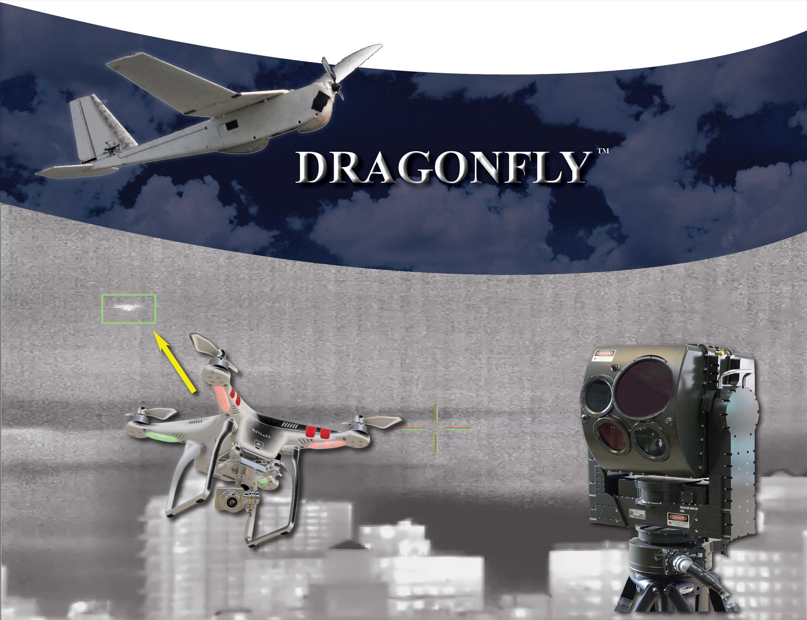 UAV and Drone Detection System