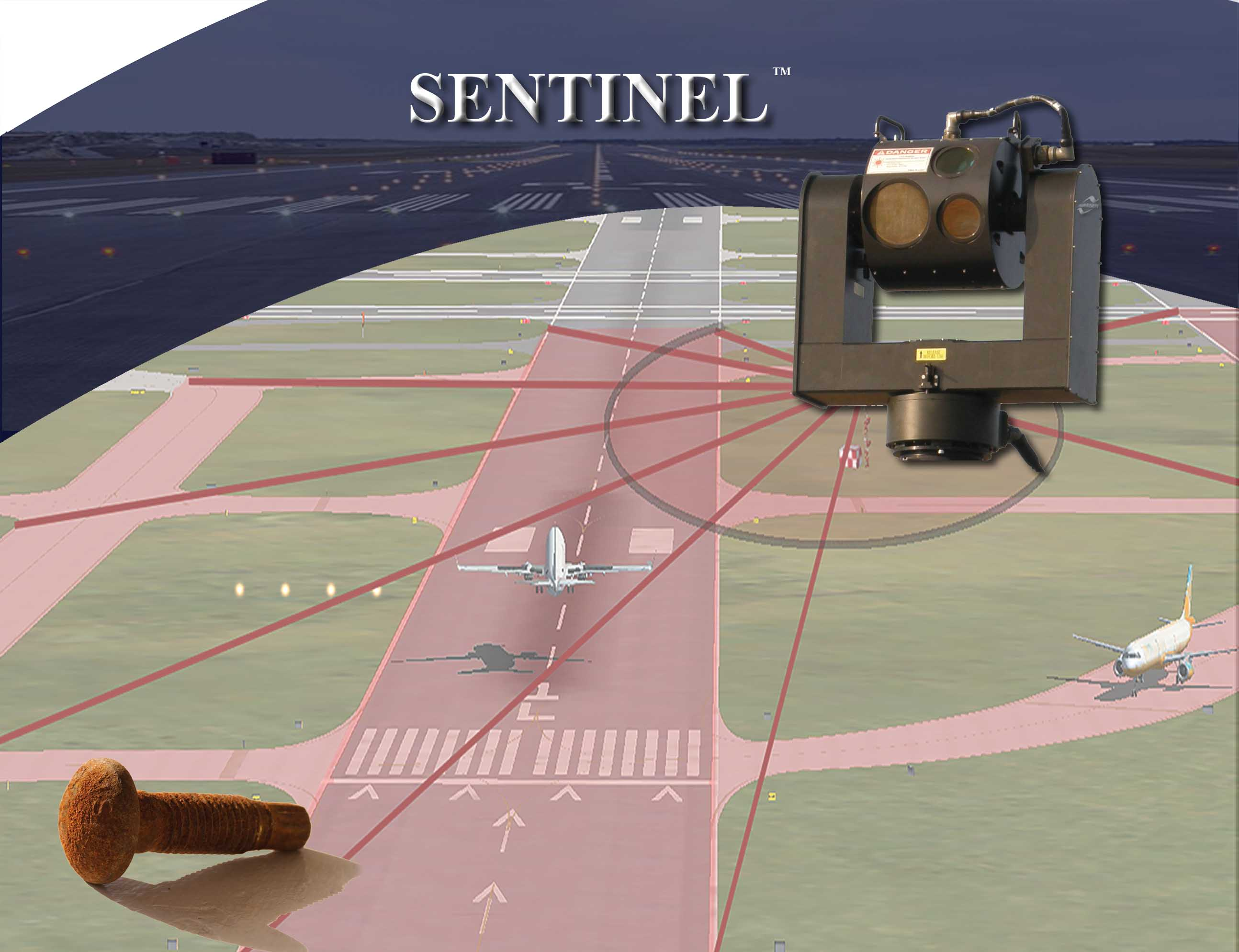 FOD Detection Systems